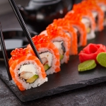 Moja przygoda z sushi