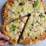 Szybka pizza na dużą...