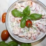 Szybka salatka z pomidork...