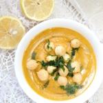 Zupa krem z dyni –...