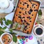 Ciasto z borówkami –...