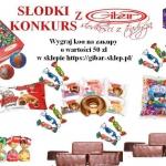 Słodki konkurs z Gibar...