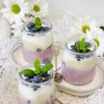 Owocowy pudding chia z...
