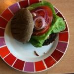 Wegańskie burgery /...