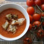Zupa paprykowo pomidorowa...
