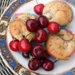 Muffinki z owocami liczi