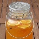 Pyszny napoj pomaranczowy...