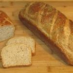 chleb z zakwasem z...