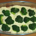 zapiekanka brokulowa