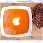 Zupa-krem z pieczonych...