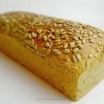 Prosty chleb orkiszowy...