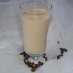 Koktajl kawowo - bananowy