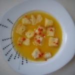 Cukinia z marchewka - zup...