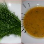 Zupa koperkowa na...