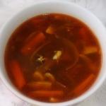 Zupa chińska dla M.
