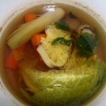 Bulion warzywny i zupa...