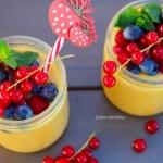 mango + banan + sok z...