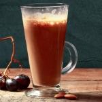 migdaly + daktyle + kakao...
