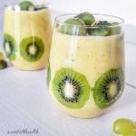 ananas + banan + (kiwi i...