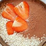 kakao + platki owsiane + ...