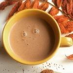 mleko roślinne + kakao...