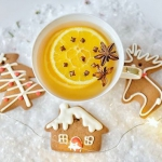 herbata + pomarańcza +...