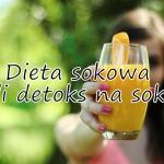Dieta sokowa czyli...