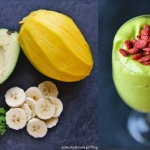mango + banan + awokado...