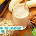 woda kokosowa + banan +...