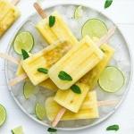 ananas + limonka +...