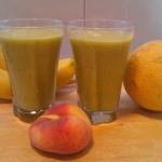 melon + banan + brzoskwin...