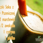 marchew + awokado +...