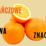 Pomarańczowe koktajle,...