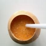 woda kokosowa + papaja +...