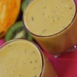 mango + kiwi + nerkowce...