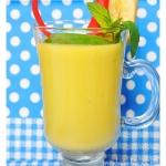 banan + awokado + ananas...