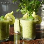 brokuły + seler naciowy...