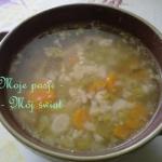 Lato 2017: Letnia zupa z...