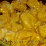 Najprostsze curry z kurcz...