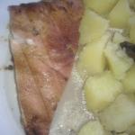 Pieczony filet z indyka...