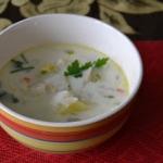 Zupa rybna bardzo pyszna
