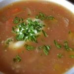 Rosyjska zupa Szci