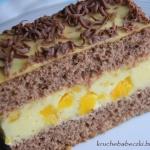 Ciasto pianka cytrynowa