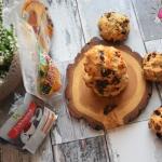 Ciasteczka z orzechami,...