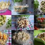 Salatki - 17 przepisow
