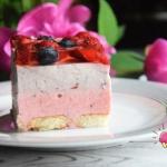 Ciasto na jogurtach greck...