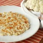 Prosty omlet kalafiorowy