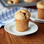 Waniliowe muffiny z grusz...