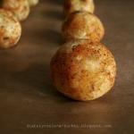 Pieczone kuleczki ziemnia...