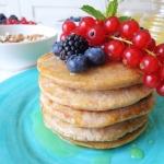 Razowe pancake z maki kas...